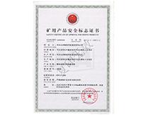 六级PVG 1000S 煤安证